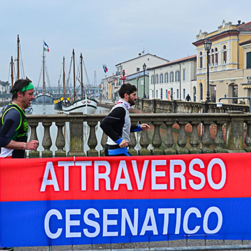 Attraverso Cesenatico 10km