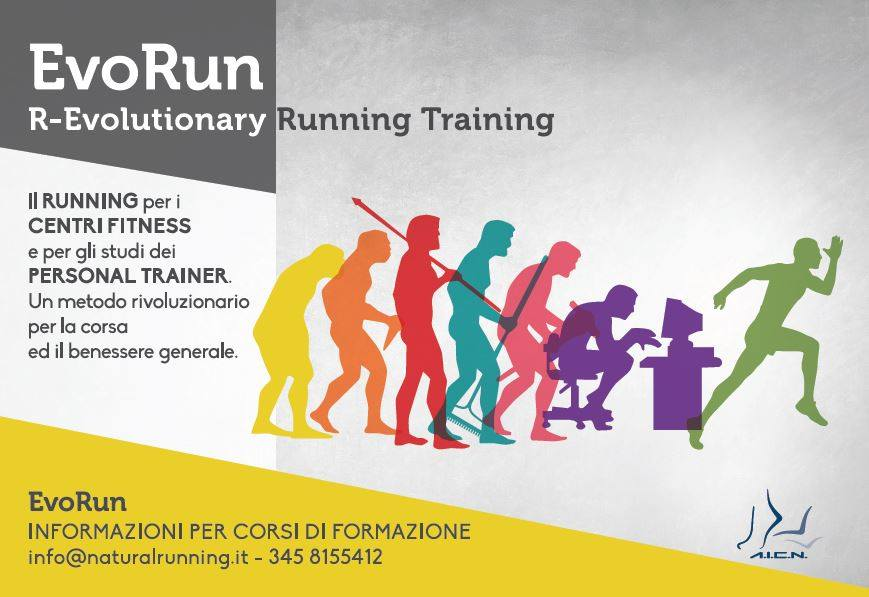 EvoRun Running Training