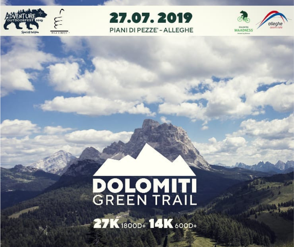 Dolomiti Green Trail