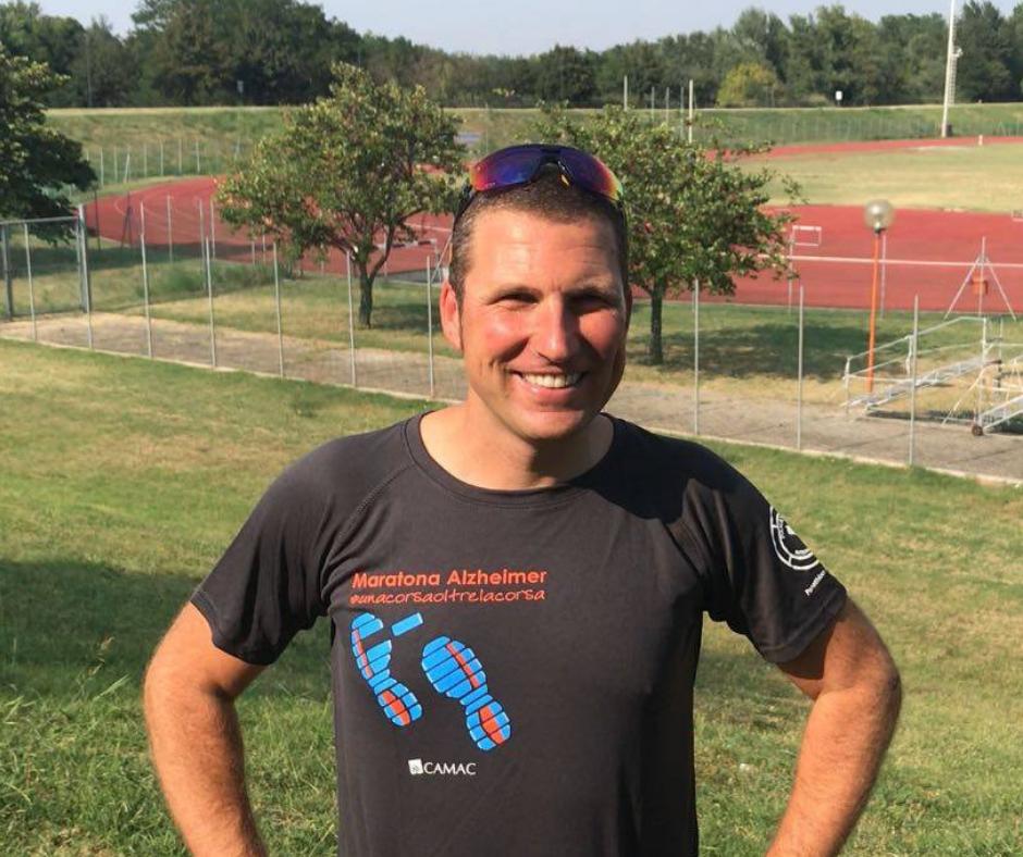 Riccardo Marini Runner Solidale