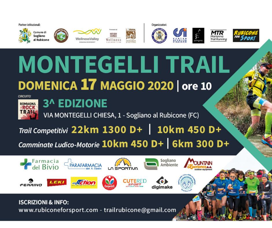 Montegelli Trail 17 Maggio 2020