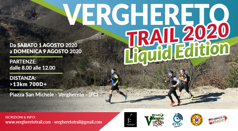 Verghereto Trail Liquid Edtion