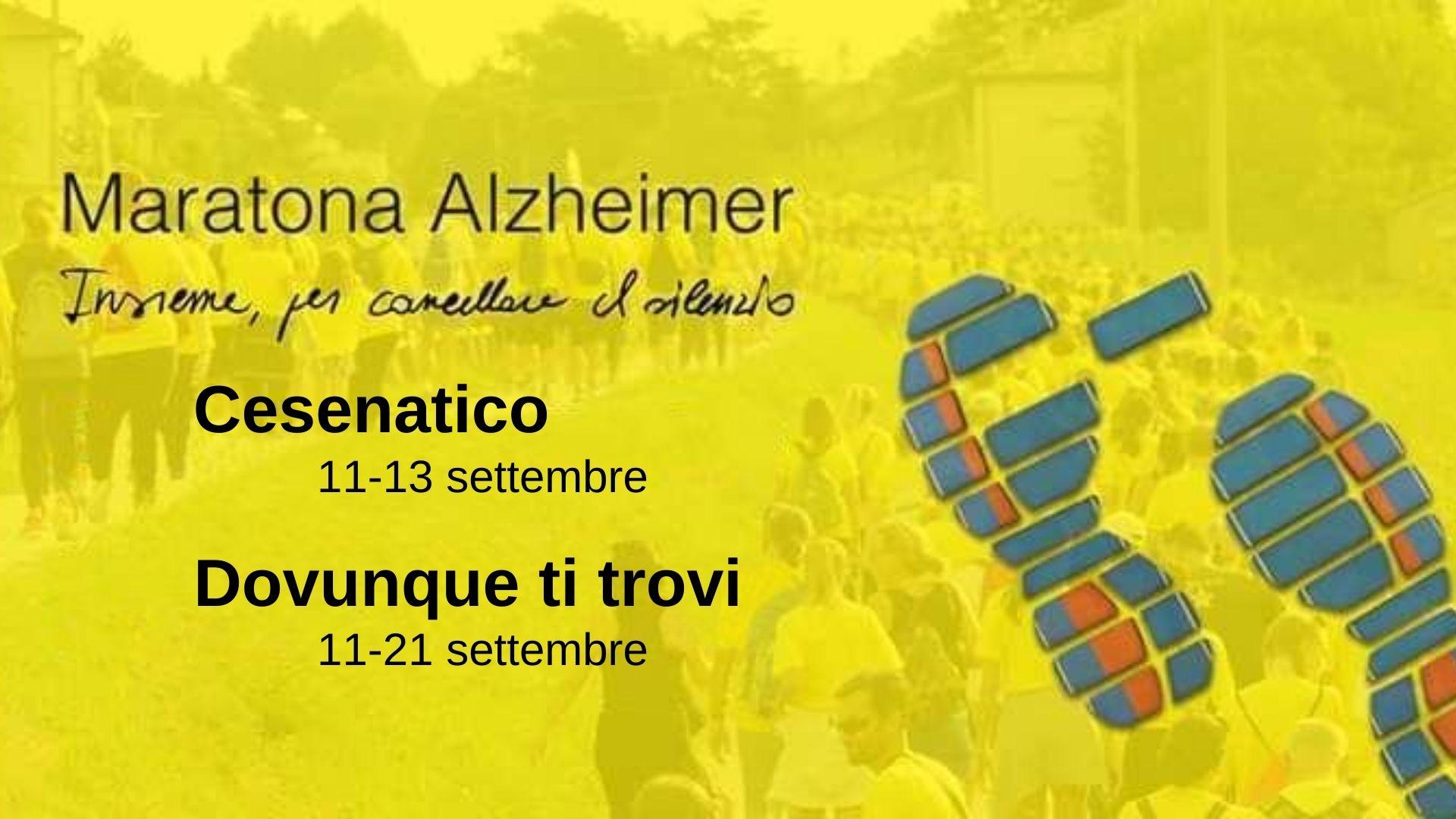 Maratona Alzheimer - Edizione Speciale 2020