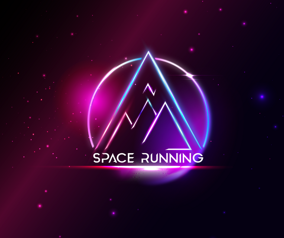 Logo Space Running
