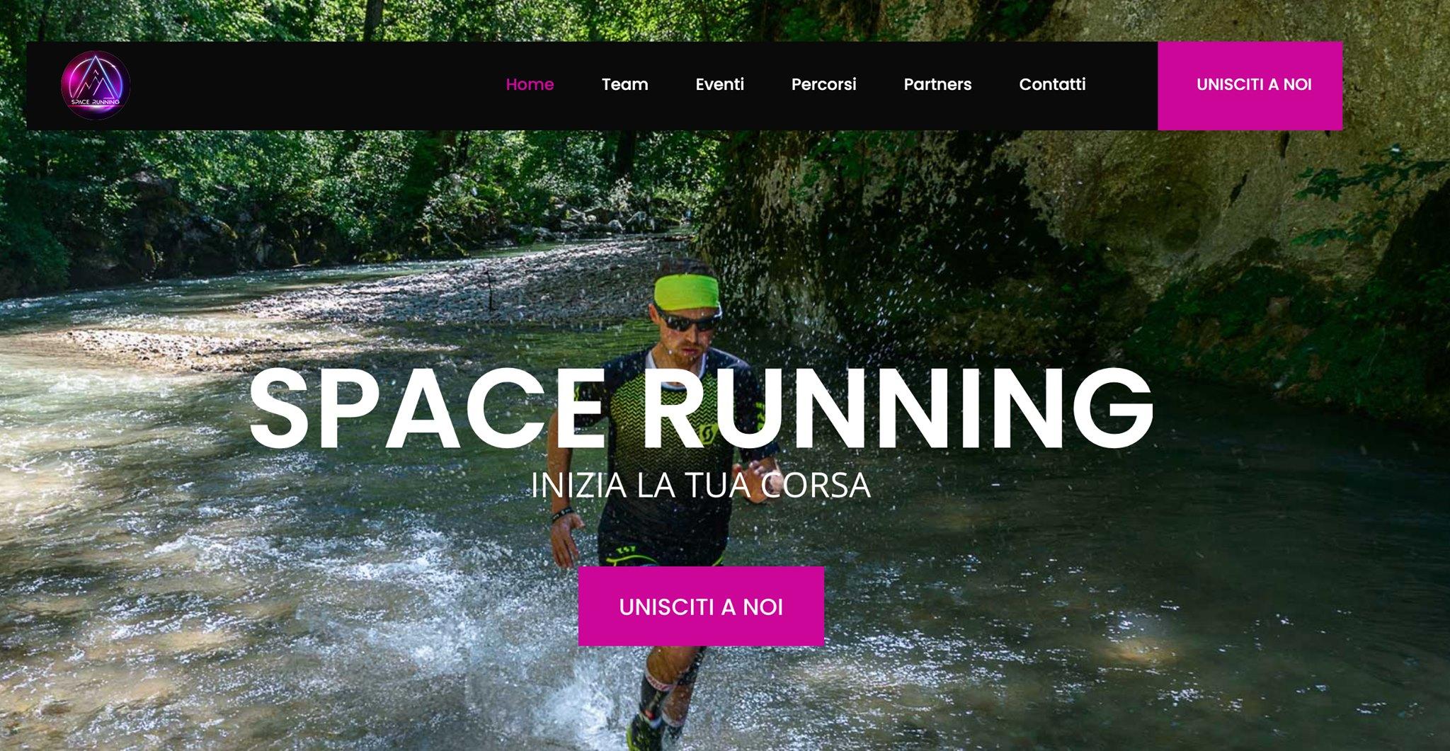 Space Running